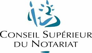 logo conseil supérieur du notariat