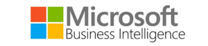 logo microsoft solution BI