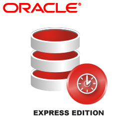 Logo Oracle express edition