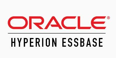 Logo Oracle Hyperion Essbase