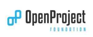 logo openproject avec titre