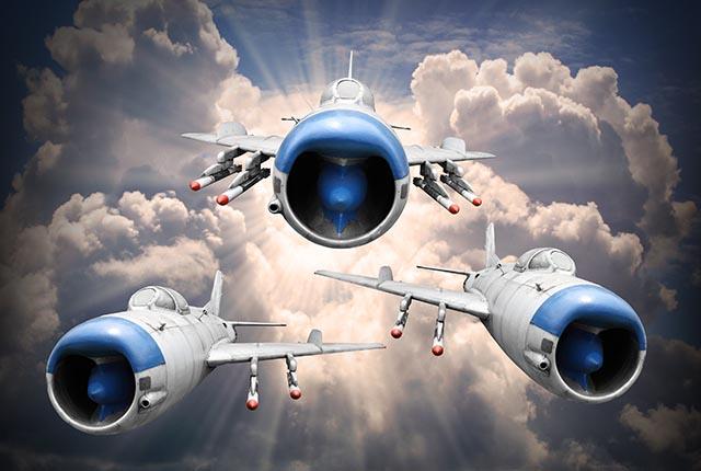 SIRPA AIR armée de l'air